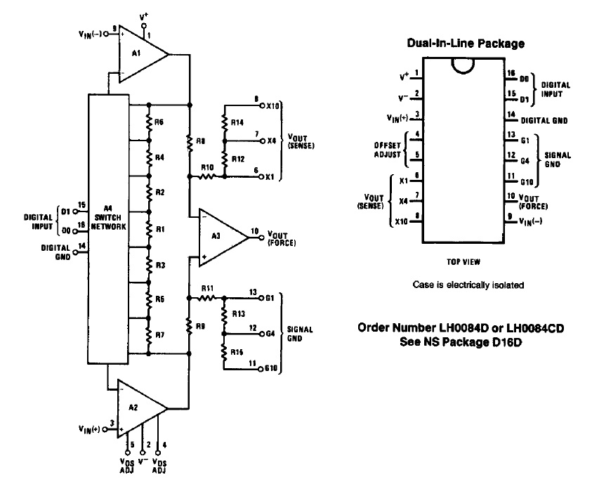 lm10 voltage regulator