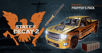 State of Decay 2 Prepper's Pack