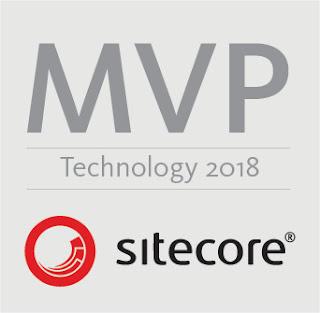 Sitecore 2018 MVP Technology