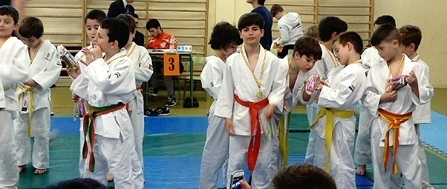 Judo Ontígola