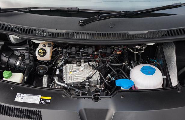 2016 Volkswagen Caravelle Gen 6