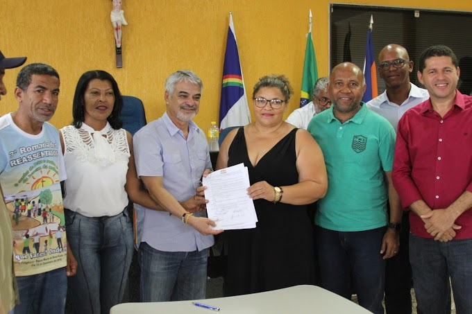 Emendas de Humberto beneficiam mais de 500 famílias em Santa Maria da Boa Vista