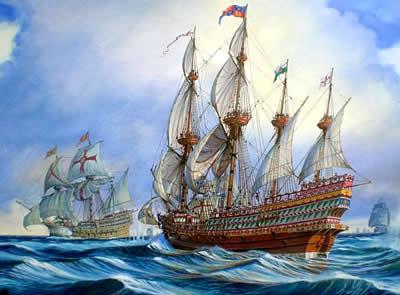Francisco Pizarros Ship Epic World History: Sh...