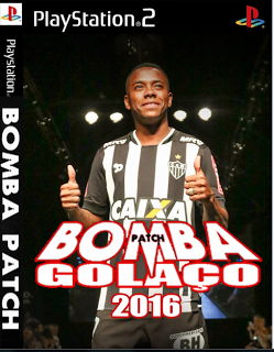 BOMBA PATCH GOLAÇO 2016 (PS2)