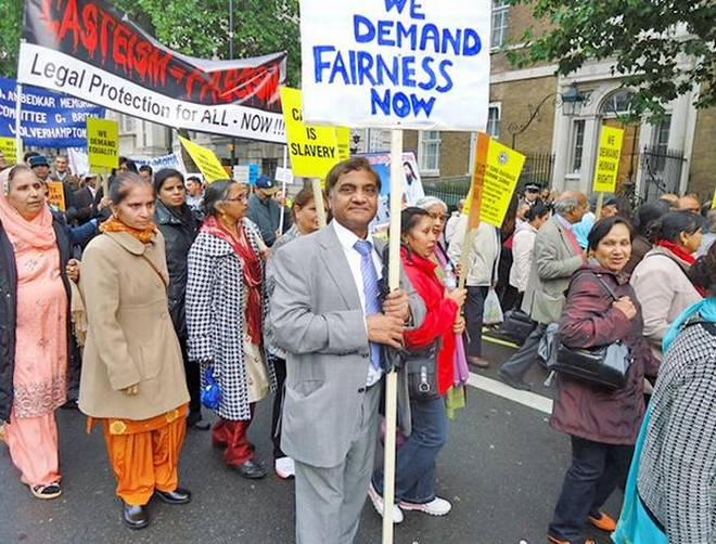 Why is the U.K. thinking of anti-caste law and Why are Hindus against it?