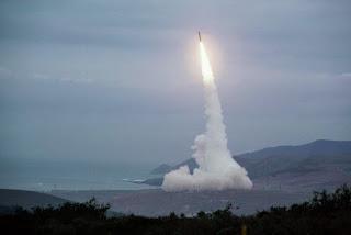 Rudal ICBM Minuteman III