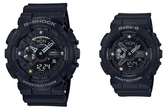 Jam G-Shock Pertama Yang Ada Berlian Sempena 35th Anniversary