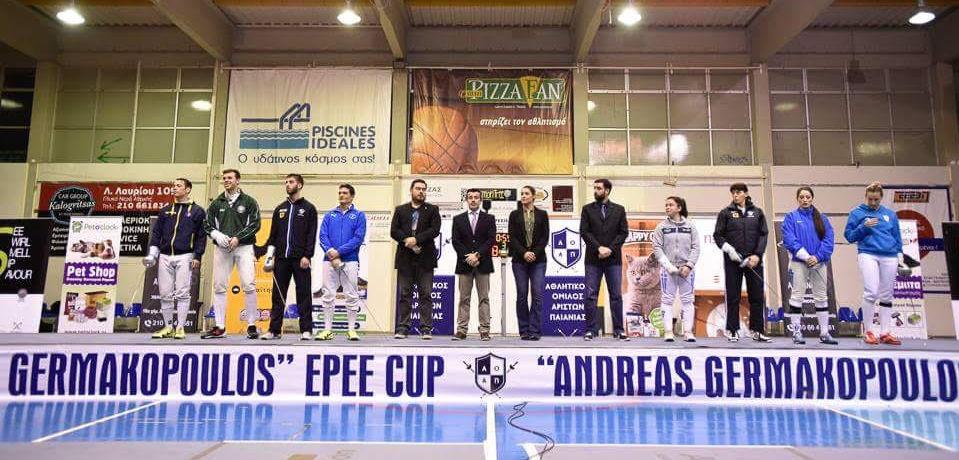 """Κύπελλο Ελλάδος 2nd """"Andreas Germakopoulos"""" & το KID'sCUP Vol4"""