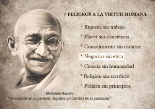 El espejo de Gandhi-http://4.bp.blogspot.com/-U_4_Tn0LgZ4/UHMoyx4B_QI/AAAAAAAAFR8/FC_7GhxkMD0/s320/gandhi-7-peligros-a-la-virtud-humana.jpg