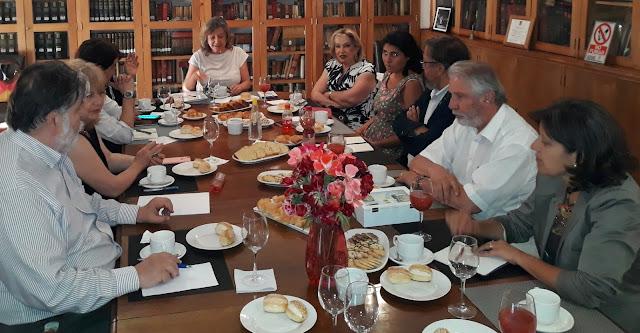 Colegio de Periodistas se reúne con asociaciones gremiales