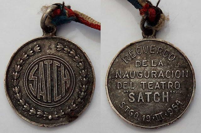 """Sociedad de Autores Teatrales de Chile """"SATCH"""""""