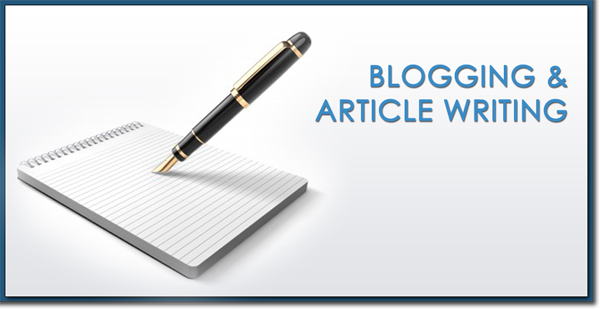 Writing an article for publication