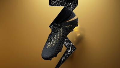Nike Special Edition Black / Gold Hypervenom Phantom 3 'Game of Gold'