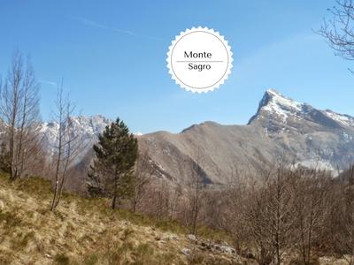 ascesa al Monte Sagro: la Vetta del Monte Sagro