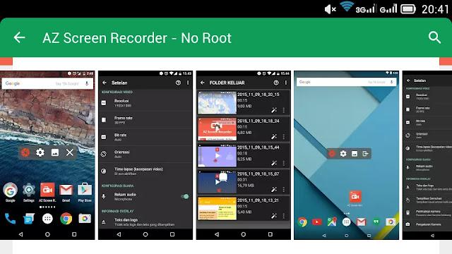 Aplikasi Perekam Layar Android Tanpa Root Cara Merekam Layar Android Dengan Aplikasi Dan Tanpa Root
