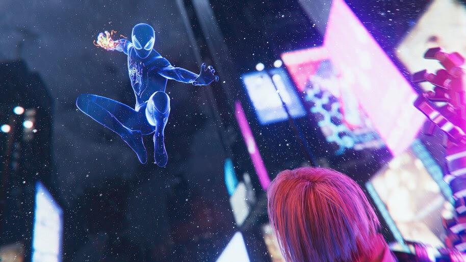 Spider-Man Miles Morales, PS5, 4K, #5.2057