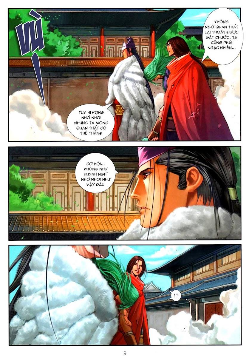 Ôn Thụy An Quần Hiệp Truyện chap 89 trang 9