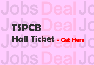 TSPCB Hall Ticket 2017