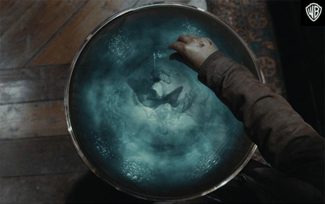 Krakatoa Harry Potter