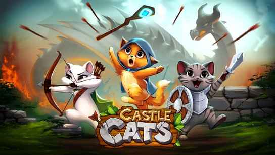 Castle Cats MOD Unlimited Money Gold Gems v1.4.4 Apk Android Terbaru