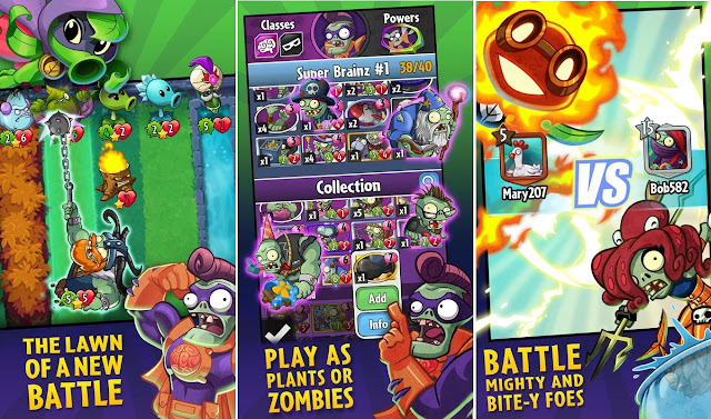 download plants vs zombie mod apk news