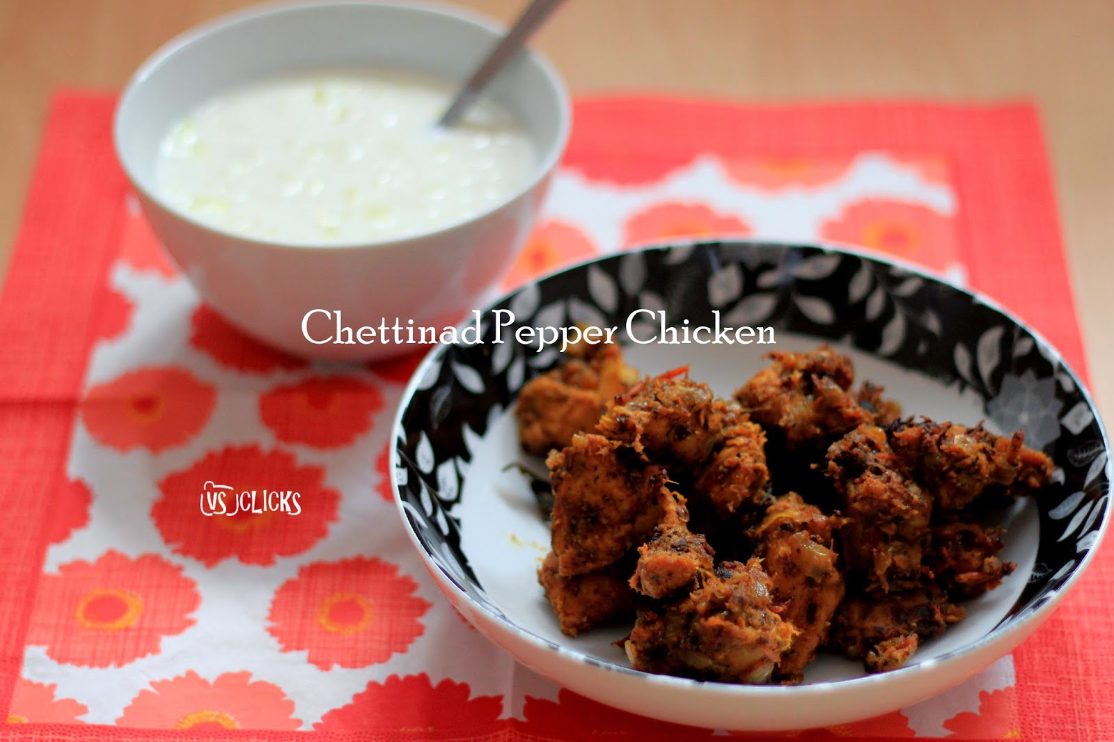 Avis So Cook Vinayaka 39s Kitchen Chettinad Pepper Chicken How To