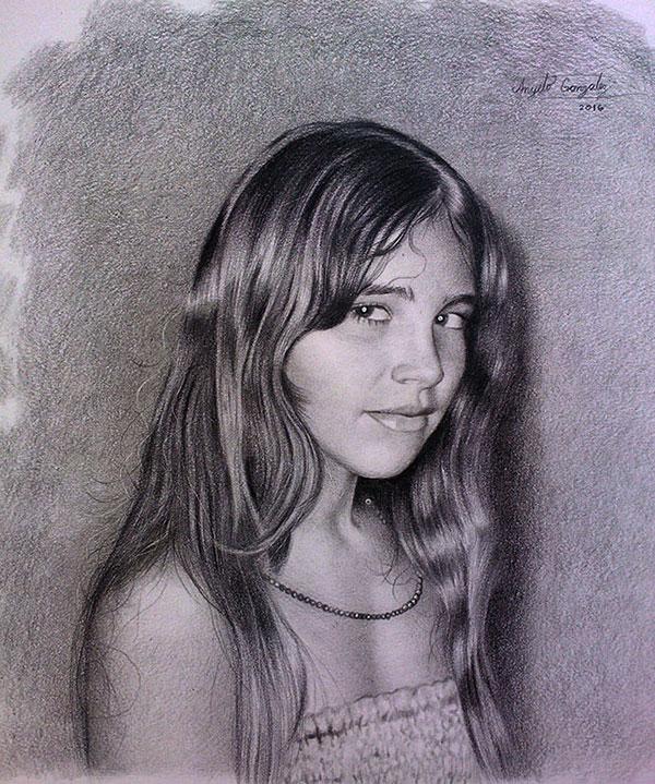 Dibujo Anyelo Gonzalez Drawing