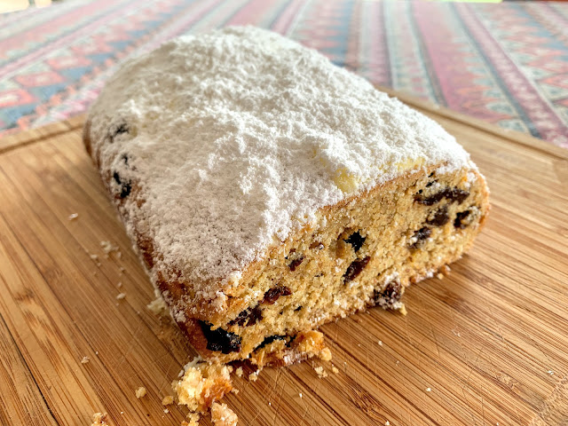 Christmas Stollen Quick And Easy