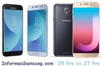 Harga Samsung Galaxy J Pro More Than Selfie (J5 Pro vs J7 Pro)