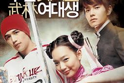 My Mighty Princess / Mulim Yeodaesaeng / 무림여대생 (2008) - Korean Movie