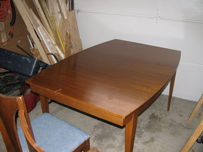 Mid Century Broyhill Dining Set Maybe Mad For Mid Century
