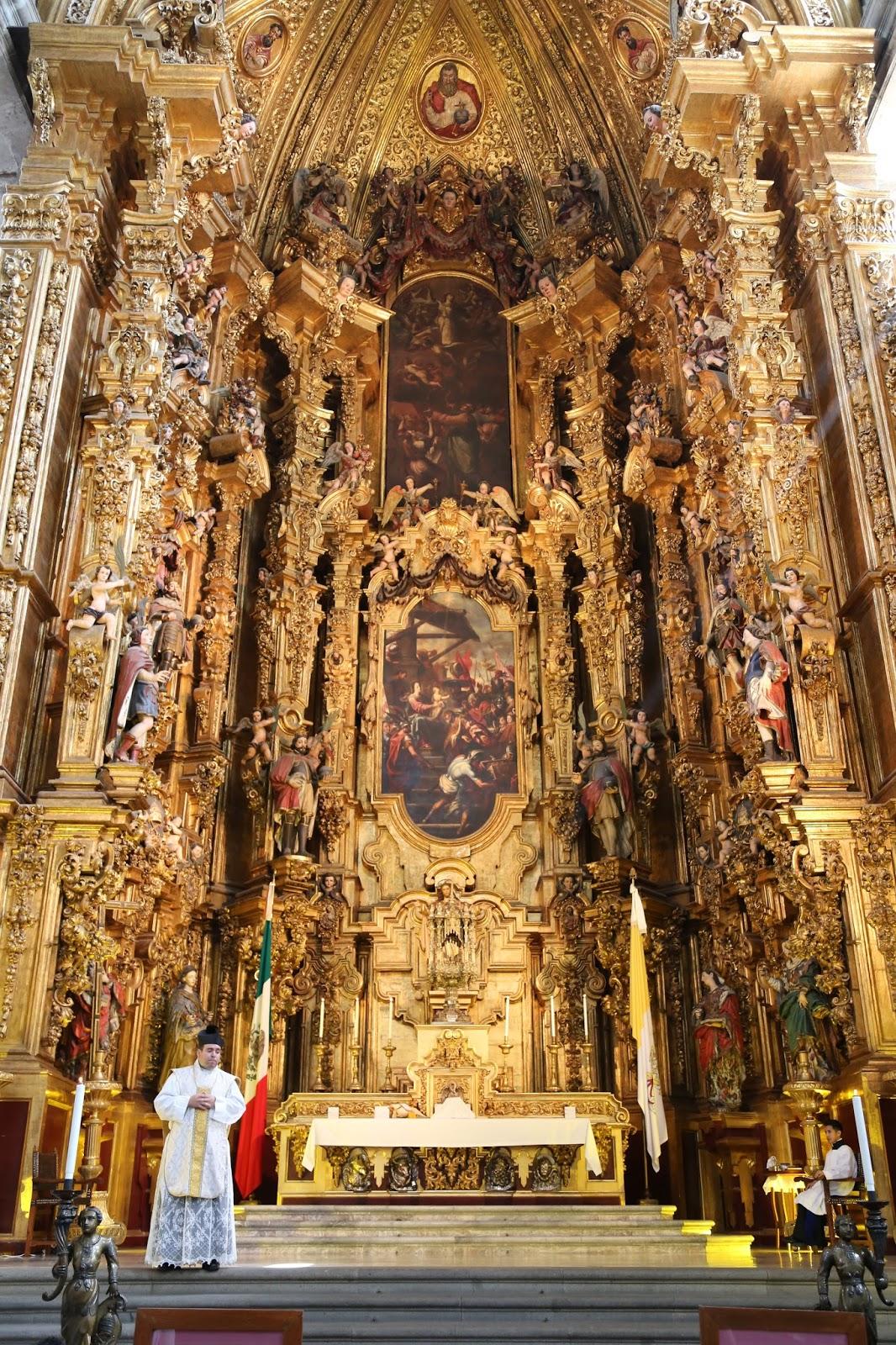 Orbis Catholicus Secundus: Mexico City's Altar Of The