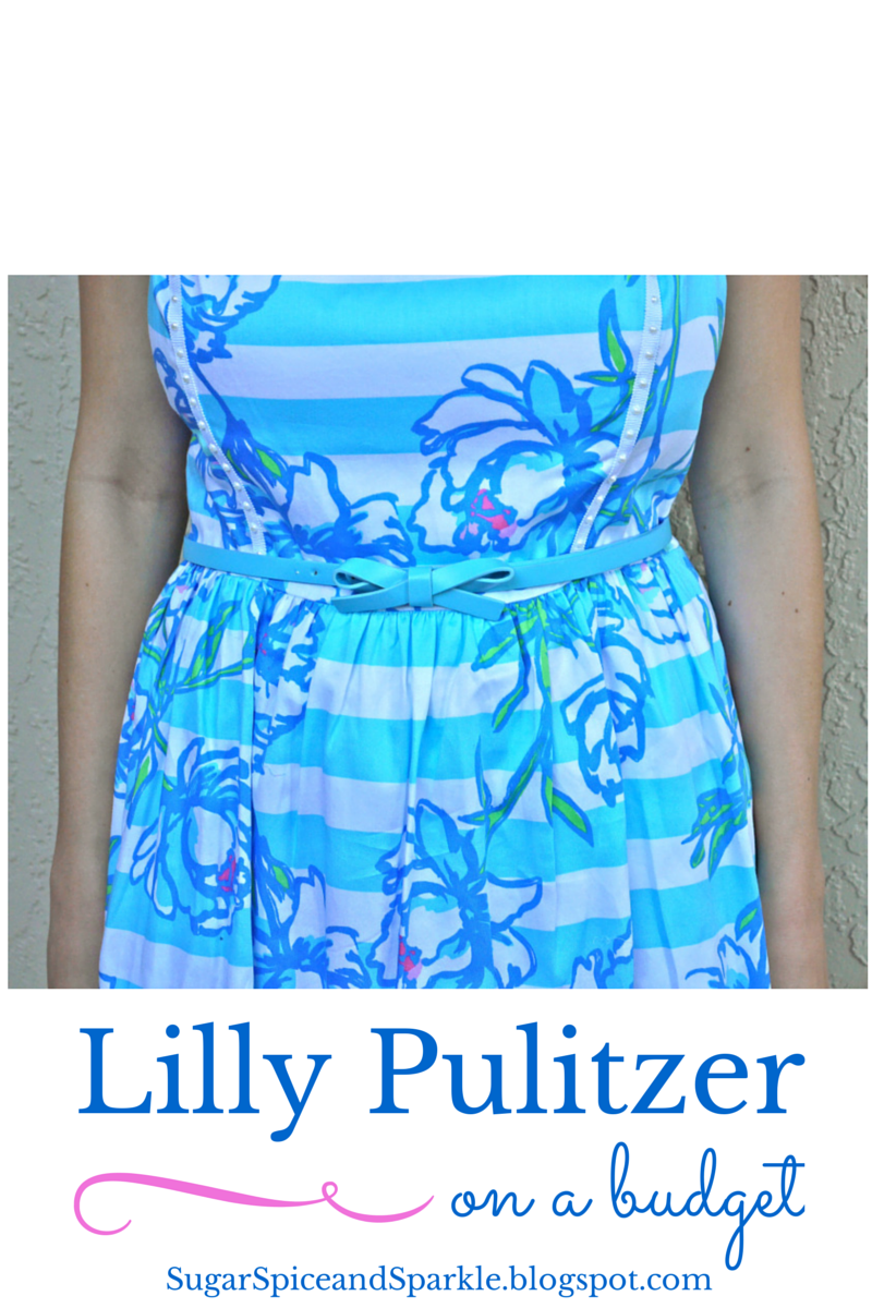 Fashion Friday The Perfect: Lilly Pulitzer On A Budget