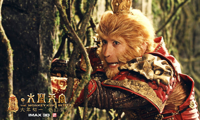 Monkey King Donnie Yen