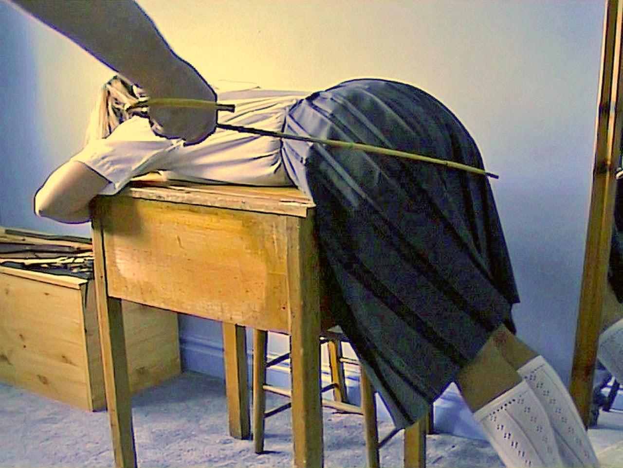 school caning tube