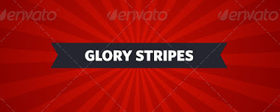 Glory Stripes - Adrienne Palmer