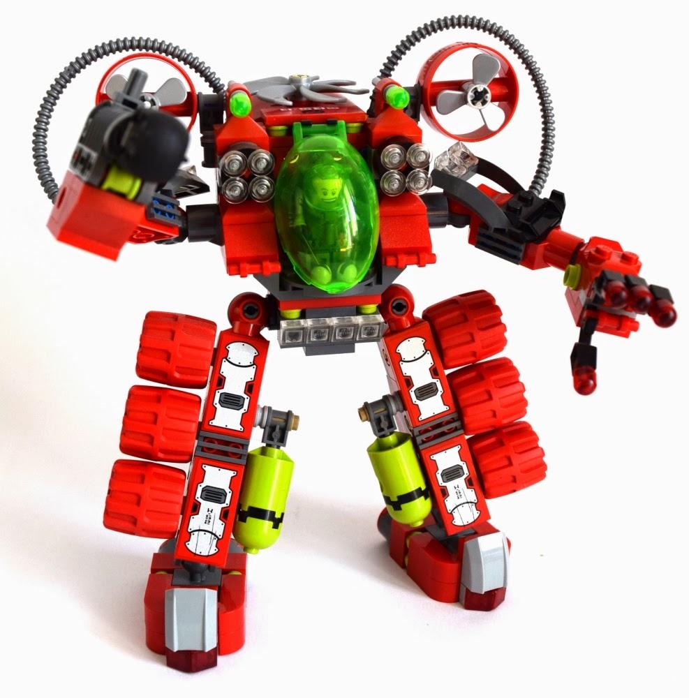 Схемы к лего роботам