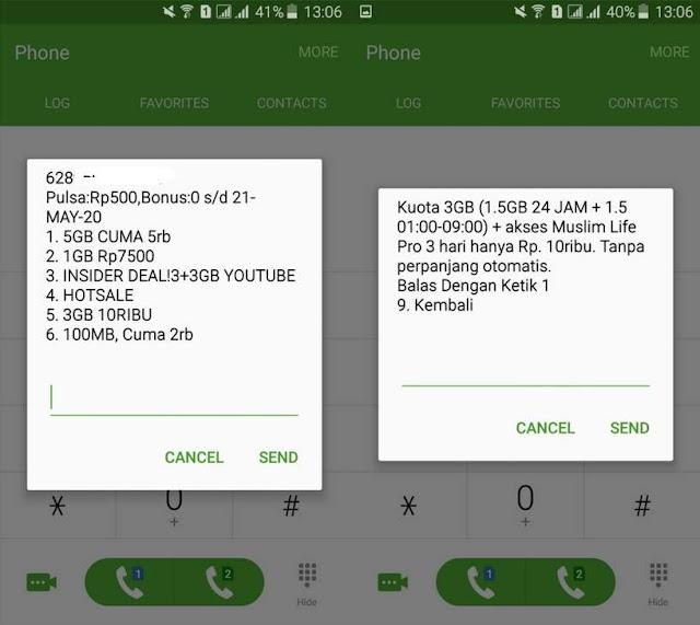 Paket Internet Murah 3 Tri 3GB Cuman Rp10000 Terbaru