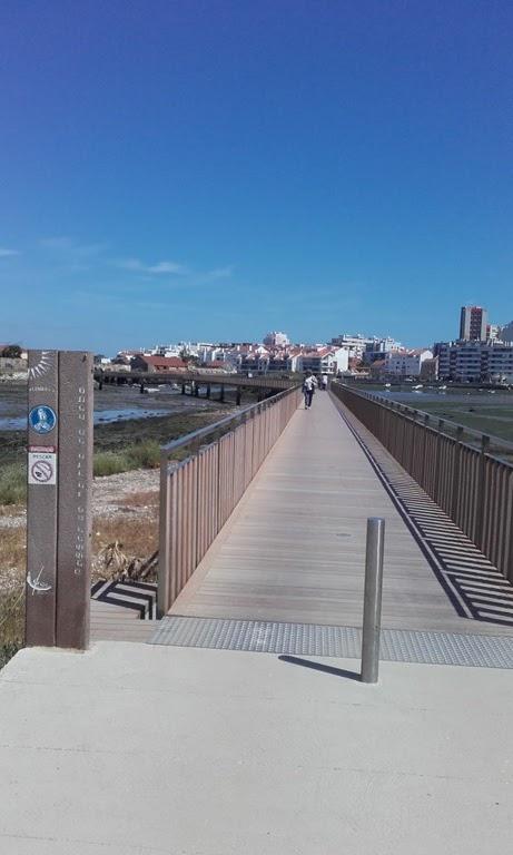 Ponte Passadiço moinho do Cabo