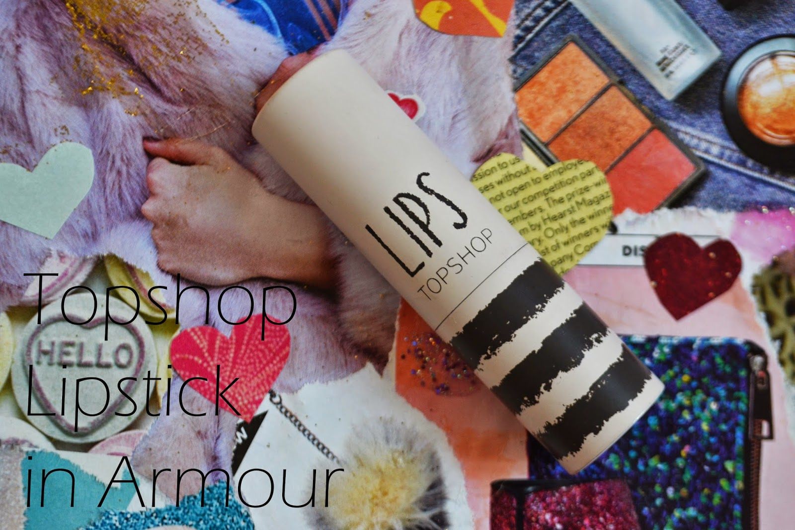 TOPSHOP LIPSTICK IN SHADE ARMOUR PHOTO