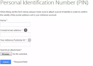 How To Successfully Verify Your Adsense Account For Payment In Nigeria