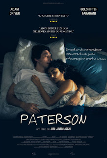 "Poster do filme ""Paterson"""