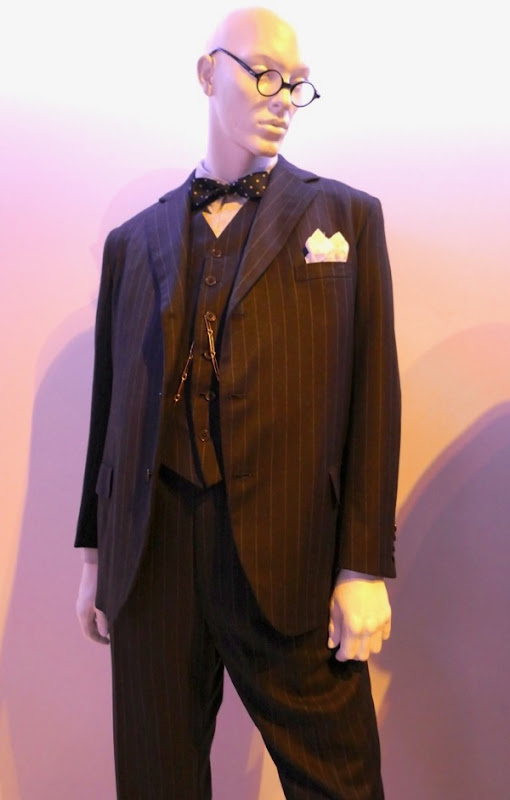Darkest Hour Winston Churchill movie costume