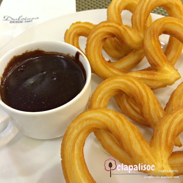 Dulcinea Churros con Chocolate