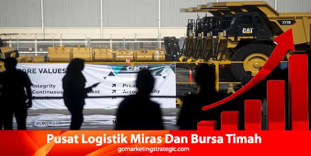 Rencana Pemerintah Membangun Pusat Logistik Miras Dan Bursa Timah!