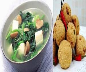 Resep Sup Jamur Sayuran Spesial (Praktis Sehat Halal)
