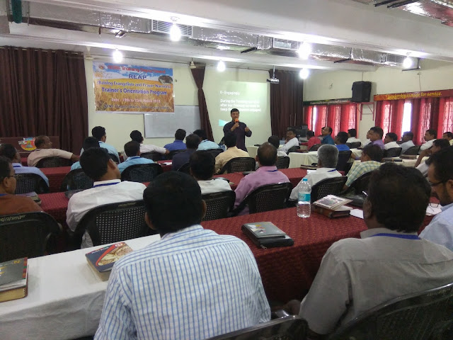 Training Program Revives the Passion of Evangelism and Prayer in