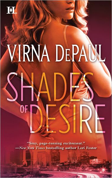 Authors After Dark Author Spotlight Interview - Virna DePaul