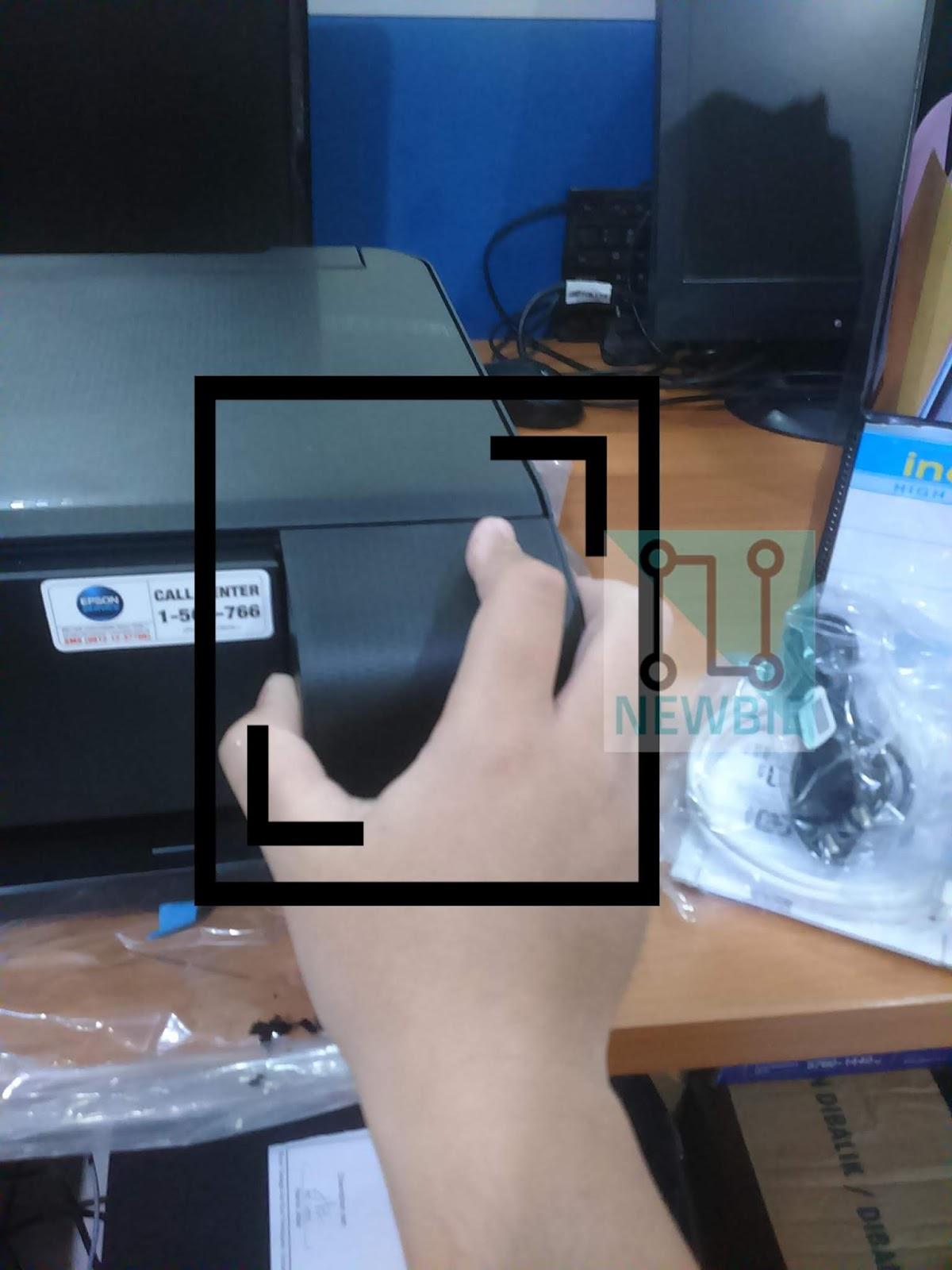 Cara Mengisi Tinta Printer Epson L3110 Dengan Mudah