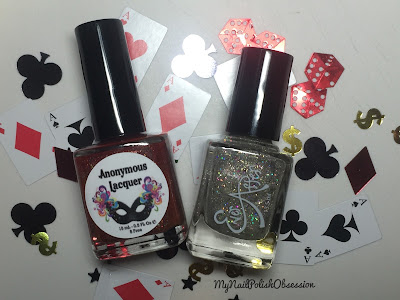Vegas Duo; Anonymous Lacquer & Ever After